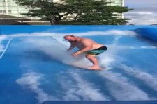 Surf-Maschine