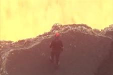 Ziemlich nahe an der Lava