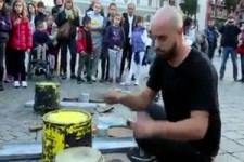 Dario Rossi,der beste Straßenkünstler