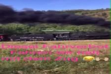Diesel Fahrverbot - wir fahren lieber Zug