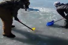 Neue Eissportart