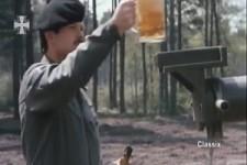 Leopard vs Bier