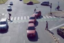 Achtung Verkehr