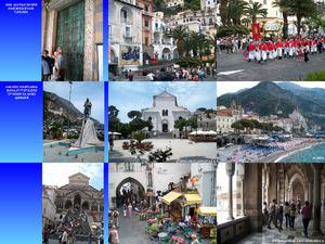 Italien-Amalfi Ravello