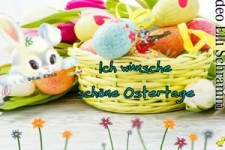 Ich wünsche schöne Ostertage