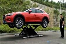 Technischer Fortschritt bei Autounfällen