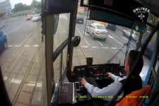 It s not easy to be a tram driver 13