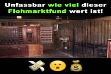 Flohmarktfund