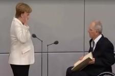 Merkels Vereidigung