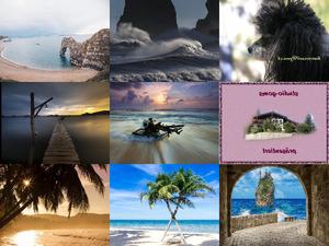 Bilder-Galerie - Sonne Wasser Küste