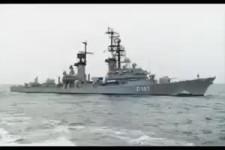 Sensationeller Funkspruch der amerikanischen Marine