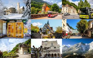 Liechtenstein - Fürstentum Liechtenstein