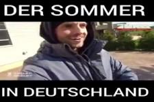 Der Sommer in Deutschland