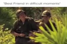 Bester Freund in schwierigen Momenten....