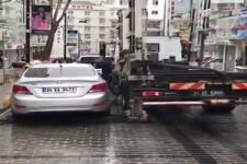 Auto-Abschleppen in Frankreich