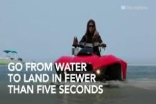 Straßen- und Wasserfahrzeuge in einem