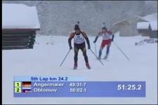 Skisport auf die Schippe genommen