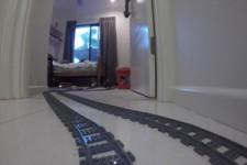 Eisenbahn-Fan