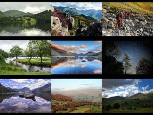 Lake District National Park - (England)