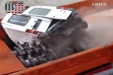Neue Maschine gegen Falschparker