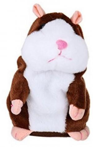 Nachsprechender Plüsch-Hamster!