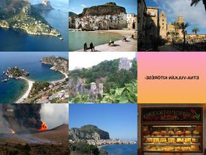Sizilien ist schön