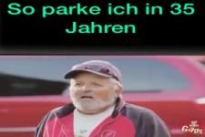 Wenn Rentner einparken