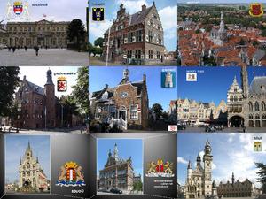Bemerkenswerte Stadthäuser