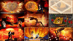 Flames of Love - Factory