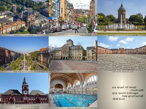 Bilder aus Mannheim