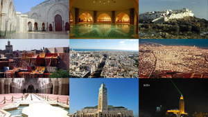 Marokko -Casablanca