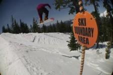 Snowboard on NitroUSA