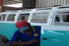 VW Bulli T1 wird NEU gebaut in Indonesien