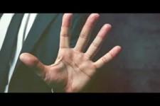 Dein Ringfinger und Zeigefinger verraten dir was