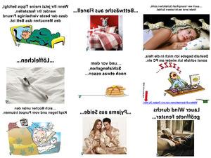Was beim Eischlafen glücklich macht