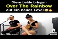 Über dem Regenbogen-Cover