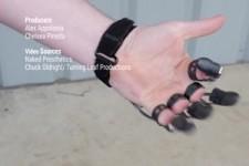 Coole Prothese für Feinmotorik
