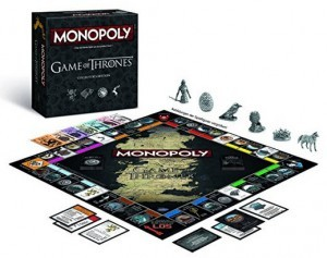 MONOPOLY Game of Thrones!