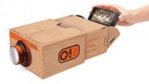Mini-Beamer fürs Smartphone!