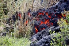 Eruptions in Hawaii - Eruptionen in Hawaii