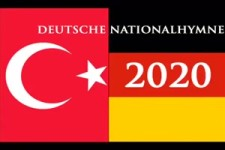 Deutsche Nationalhymne 2020