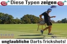 Darts-Trickshots