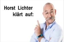 Horst Lichter klärt auf