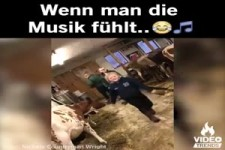 Wenn man die Musik fühlt