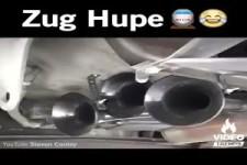 Zug Hupe