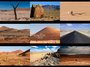 Namib Desert - Namibische Wüste