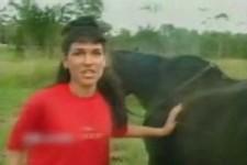 Mit diesem Pferd kann ich alles machen