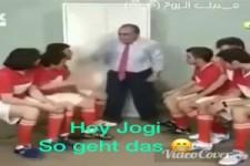 Hey Jogi - so geht das
