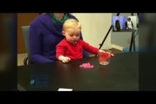 So reagieren Kinder, um Erwachsene nicht wütend zu machen