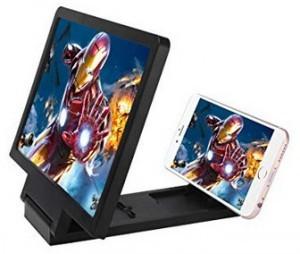 mobiles Smartphone-Display-Vergrößerungsglas!